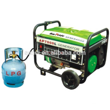 lpg gas electric generator