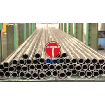 Aircraft & Aerospace Stainless Steel Hydraulic Tubing