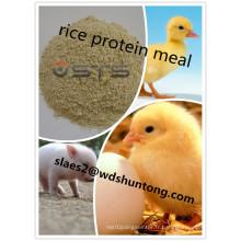 Nourrir le repas de protéine de riz d'additif