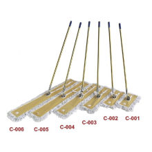with Handle of 1.25m or 1.5m, Luxury Lobby Mop for Hotel