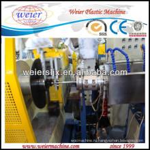 Стального провода PVC спиральн трубы машины/ПВХ машина
