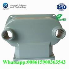 Aluminium Die Casting Gaz Électricité Meter Box Painted Shell