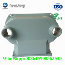 Aluminum Die Casting Gas Electricity Meter Box Painted Shell