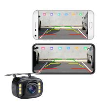 License Plate WIFI APP Wireless Rear View Camera