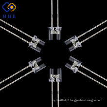 a parte superior lisa do brilho alto 5mm conduziu o espaço livre da água de 850nm IR