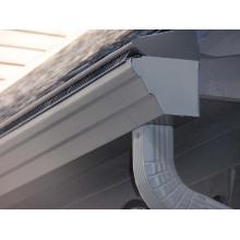 USA Aluminium nahtlose Dachrinnen