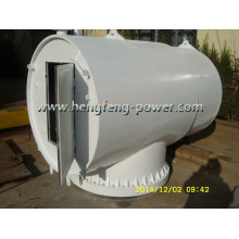 200kw high efficience wind turbine system for export