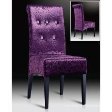 Chaise de banquet de chaise de tissu moderne