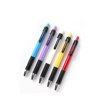 Cheap and Economical Retractable durable large volumn smooth  0.7mm ball pen
