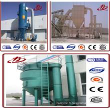 Équipement de nettoyage de filtre à air industriel, Collecteurs de poussière de sacs pour le mien