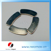 Customized arc magnets segment Neodymium magnets for hot sale