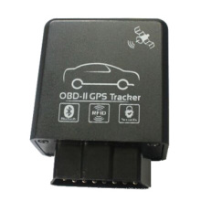OBD2 GPS Car Tracker with 2.4G RFID for Fleet Management Reading Fuel Consumption Tk228-Ez
