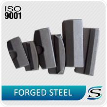 Gancho certificado del metal de la precisión del CE ISO9001 para la pieza de la carretilla elevadora