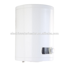 Aquecedor de água de armazenamento automático vertical com display digital de temperatura