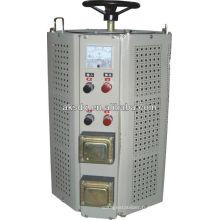 TSGC2 NOUVEAU Régulateur de tension à moteur (1.5KVA-60KVA)