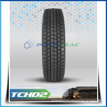 Intertrac brand China truck tires 295/75r22.5 11r 22.5 tires for USA