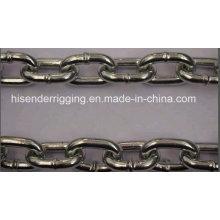 Cadena de enlace corto, Cadena de enlace medio, Cadena de enlace largo, DIN763 Chan, Cadena DIN766