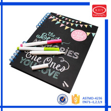 Holiday discount neon colors chalk marker pen