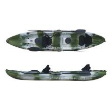 2+1 Family Sit on Top Rotomolding Fishing Sports Kayak