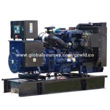 320kW/400kVA Supper Economic Green Perkins Diesel Power Generator, 1,500/1,800rpm Standard