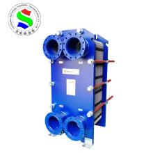 Epdm junta de goma ss316 intercambiador de calor de placas m6b