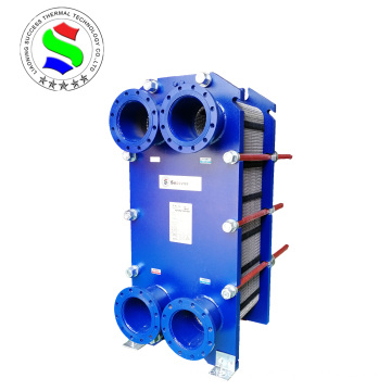 Epdm rubber gasket ss316 plate heat exchanger m6b
