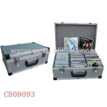 Оптовая высокого качества 60 CD дисков (10 мм) алюминиевых DVD случае