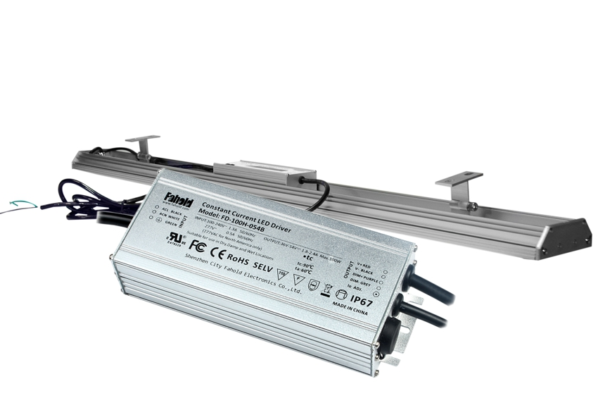 LED Low Bay Light | Fahold Driver ad alta efficienza