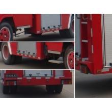 fire truck hose reel water cannon hose reel