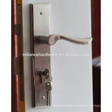 2016 Economical Stainless Steel Handle Sets for Interior Doors Door Lever