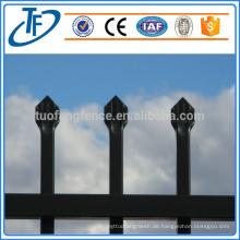 Hochwertige Garnison Zaun, billige Zaun professionelle Hersteller