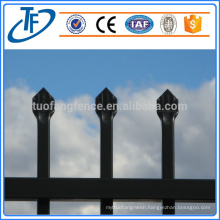 High quality garrison fence,cheap fence professional manufacturer