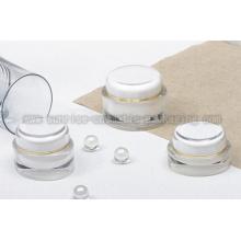Forma ovalada tarro de crema J040A