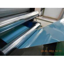Bobine en aluminium gaufré / ondulé en stuc avec barrière d'eau