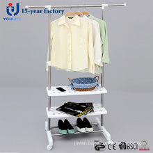 0318 Single-Pole Telescopic Clothes Hanger