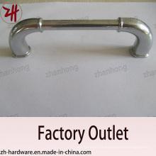 Fábrica de Venda Direta alça de mobiliário de alça de zinco de mobiliário (ZH-1114)
