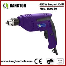 Máquina de perfuração 450W de broca elétrica de 10mm (KTP-ID9160)