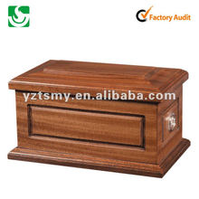 chinese wooden urns JS-URN197