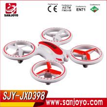 Orginal JXD398 2.4G 4CH mini Quadcopter avec vol de nuit RTF RC Drone SJY-JXD398