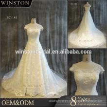 2016 New Design Custom Made lingerie de casamento de látex