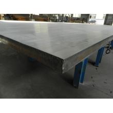 Placas de acero con revestimiento explosivo de ASME para recipientes a presión, placas revestidas con explosiones, placas de revestimiento de explosión de carbono + dúplex