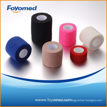 Good Price and Quality Non-woven Self-adhesive Bandage
