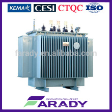 Potência KNAN transformador 33kv 1000kva energia elétrica KNAN transformador