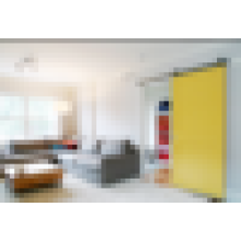 Interior Sample available aluminum folding door hardware