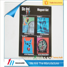 China supplier factory manufacturing inspirational customized Iron fridge magnets, tinplate fridge magnet, tin fridge magnet