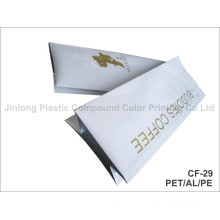 Flexible Coffee Packaging Bag with Side Gusset