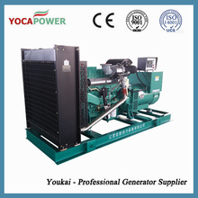 Chinese Engine 550kw Power Electric Generator Diesel Generating Power Generation