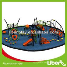Spider Man Cool Kinder Outdoor Spielplatz Ausrüstung LE.ZZ.002 für Park, perfekte Spielplatz Struktur für draußen bewegen