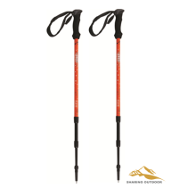 Hot sale for Foldable Alpenstock Quick Lock System Alpenstock 7075 Aluminum Lightweight export to Macedonia Suppliers