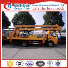Dongfeng 3800mm transmission manuelle véhicule d'exploitation à haute altitude